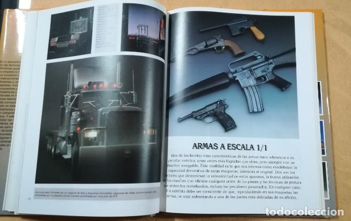 Hobbys: TECNICAS DE MODELISMO Y DIORAMAS - TOMO DE MISCELANEA MODELISTICA - Ediciones Genesis - Foto 4 - 208112546