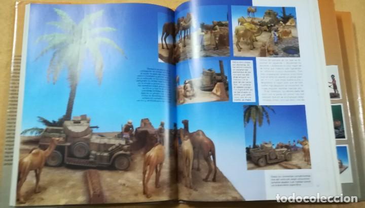 Hobbys: TECNICAS DE MODELISMO Y DIORAMAS - 2 TOMOS DE DIORAMAS - Ediciones Genesis - Foto 4 - 208112561