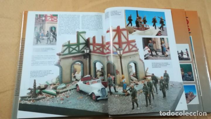 Hobbys: TECNICAS DE MODELISMO Y DIORAMAS - 2 TOMOS DE DIORAMAS - Ediciones Genesis - Foto 5 - 208112561