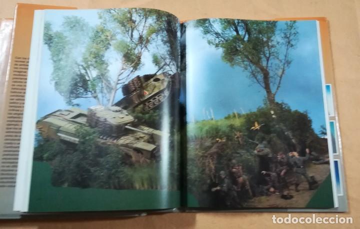 Hobbys: TECNICAS DE MODELISMO Y DIORAMAS - 2 TOMOS DE DIORAMAS - Ediciones Genesis - Foto 6 - 208112561