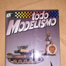 Hobbys: TODOMODELISMO - DEL NÚMERO 19 AL 24. ENCUADERNADO. Lote 208141338