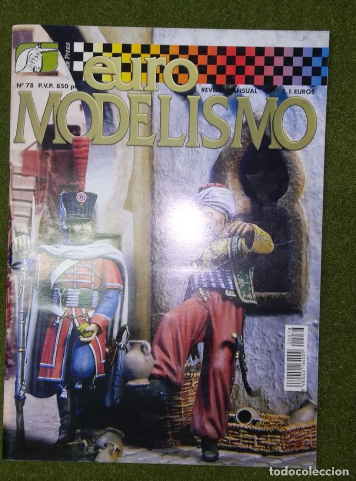 EUROMODELISMO Nº 78 (Juguetes - Modelismo y Radiocontrol - Revistas)