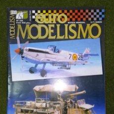 Hobbys: EUROMODELISMO Nº 102. Lote 208653418