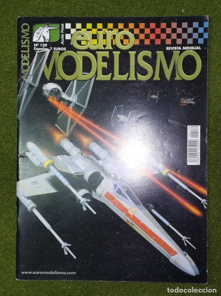 EUROMODELISMO Nº 139 (Juguetes - Modelismo y Radiocontrol - Revistas)