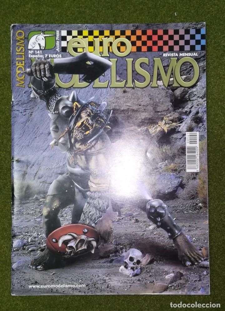 EUROMODELISMO Nº 141 (Juguetes - Modelismo y Radiocontrol - Revistas)