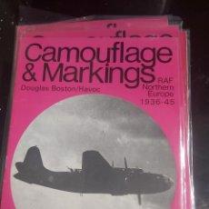 Hobbys: LOT 5 MAGAZINE CAMOUFLAGE & MARKINGS RAF NORTHERN EUROPE. Lote 210264515