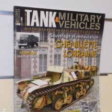 Hobbys: TANK & MILITARY VEHICLES Nº 3. Lote 210393973