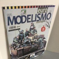 Hobbys: EUROMODELISMO. Nº 271. AÑO 22. STUG III AUSF. G, EL DIORAMA. PETLYAKOV-2. TYPE 90. FOTOS ADJUNTAS.. Lote 213263398