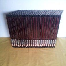Hobbys: GRAN ENCICLOPEDIA DEL MODELISMO - NUEVA LENTE 1987 - COMPLETA EN 23 TOMOS. Lote 214992872