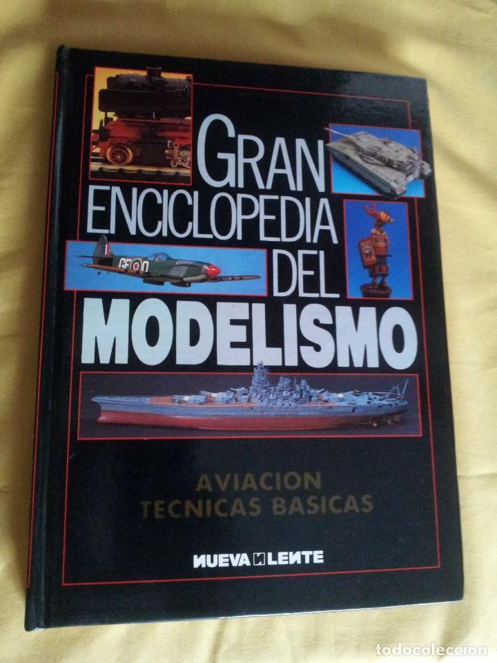 Hobbys: GRAN ENCICLOPEDIA DEL MODELISMO - NUEVA LENTE 1987 - COMPLETA EN 23 TOMOS - Foto 2 - 214992872