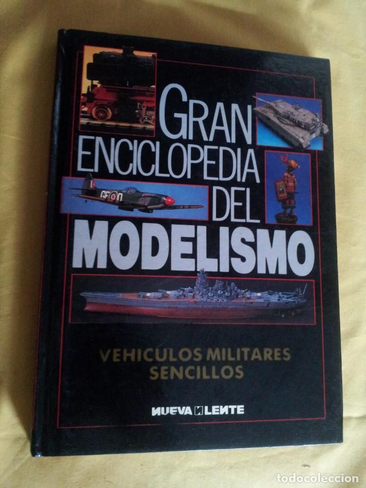 Hobbys: GRAN ENCICLOPEDIA DEL MODELISMO - NUEVA LENTE 1987 - COMPLETA EN 23 TOMOS - Foto 4 - 214992872