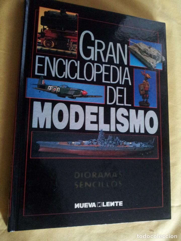 Hobbys: GRAN ENCICLOPEDIA DEL MODELISMO - NUEVA LENTE 1987 - COMPLETA EN 23 TOMOS - Foto 6 - 214992872