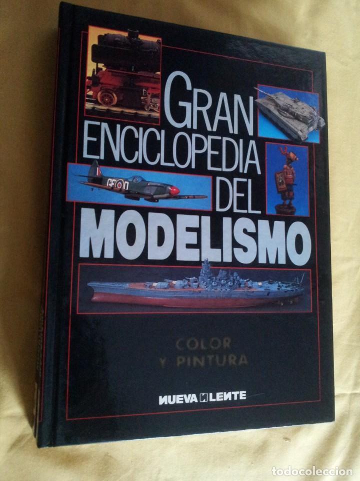 Hobbys: GRAN ENCICLOPEDIA DEL MODELISMO - NUEVA LENTE 1987 - COMPLETA EN 23 TOMOS - Foto 8 - 214992872
