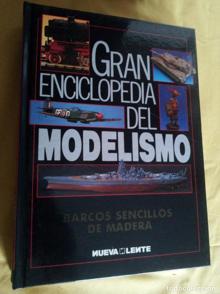 Hobbys: GRAN ENCICLOPEDIA DEL MODELISMO - NUEVA LENTE 1987 - COMPLETA EN 23 TOMOS - Foto 10 - 214992872