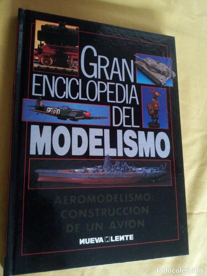 Hobbys: GRAN ENCICLOPEDIA DEL MODELISMO - NUEVA LENTE 1987 - COMPLETA EN 23 TOMOS - Foto 12 - 214992872