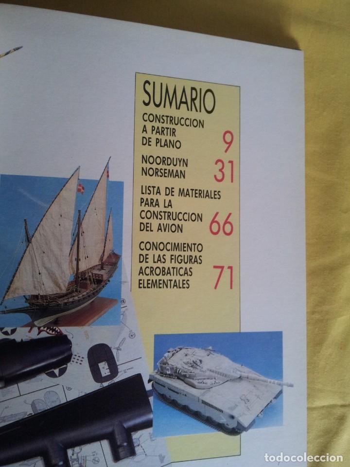 Hobbys: GRAN ENCICLOPEDIA DEL MODELISMO - NUEVA LENTE 1987 - COMPLETA EN 23 TOMOS - Foto 13 - 214992872