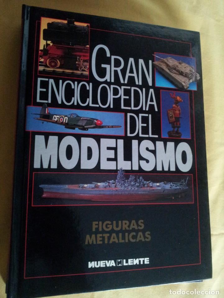 Hobbys: GRAN ENCICLOPEDIA DEL MODELISMO - NUEVA LENTE 1987 - COMPLETA EN 23 TOMOS - Foto 14 - 214992872
