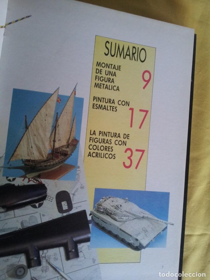 Hobbys: GRAN ENCICLOPEDIA DEL MODELISMO - NUEVA LENTE 1987 - COMPLETA EN 23 TOMOS - Foto 15 - 214992872