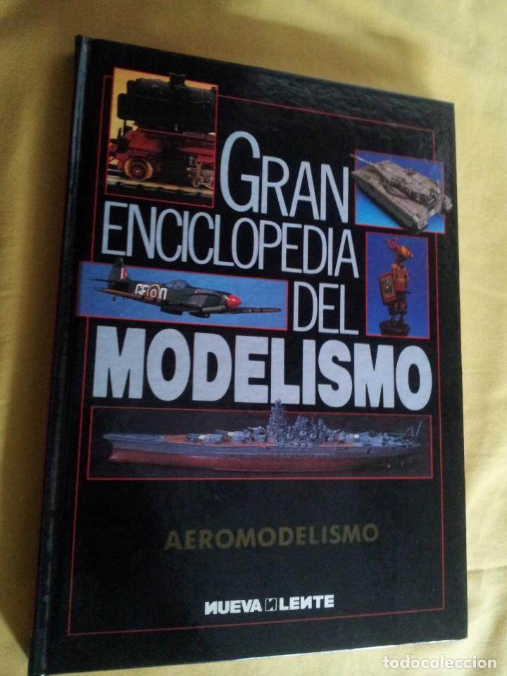 Hobbys: GRAN ENCICLOPEDIA DEL MODELISMO - NUEVA LENTE 1987 - COMPLETA EN 23 TOMOS - Foto 16 - 214992872