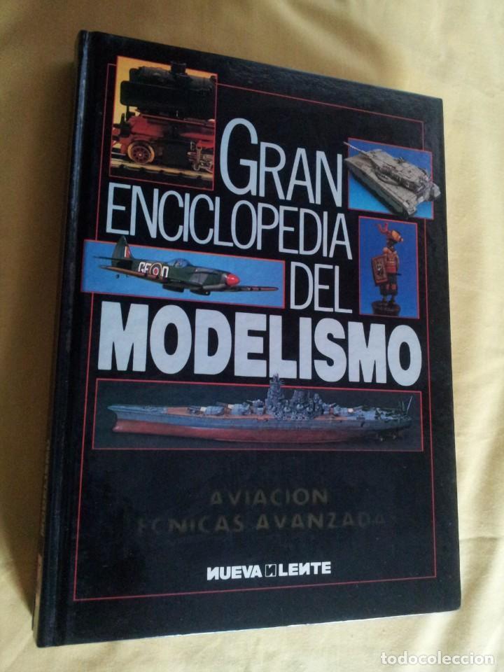 Hobbys: GRAN ENCICLOPEDIA DEL MODELISMO - NUEVA LENTE 1987 - COMPLETA EN 23 TOMOS - Foto 18 - 214992872