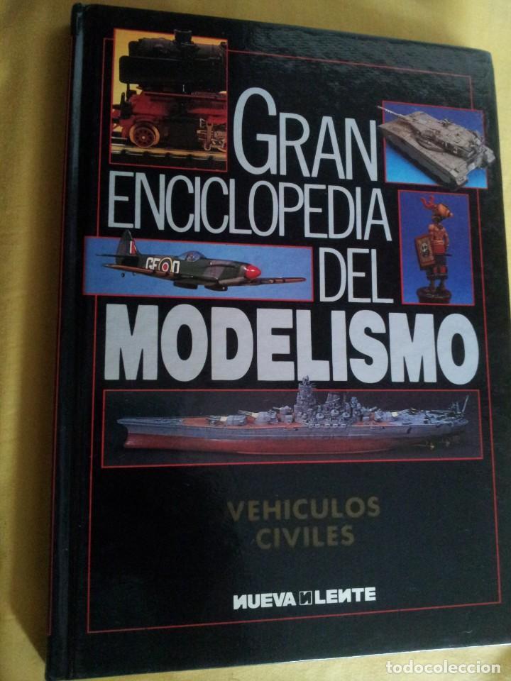 Hobbys: GRAN ENCICLOPEDIA DEL MODELISMO - NUEVA LENTE 1987 - COMPLETA EN 23 TOMOS - Foto 20 - 214992872