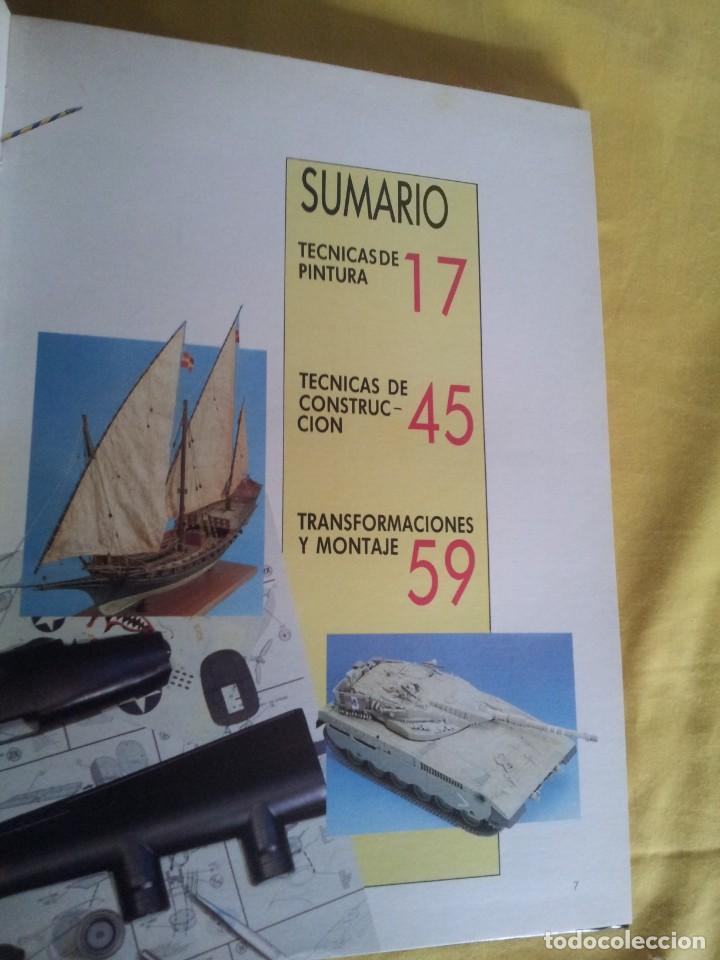 Hobbys: GRAN ENCICLOPEDIA DEL MODELISMO - NUEVA LENTE 1987 - COMPLETA EN 23 TOMOS - Foto 21 - 214992872