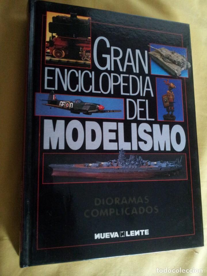 Hobbys: GRAN ENCICLOPEDIA DEL MODELISMO - NUEVA LENTE 1987 - COMPLETA EN 23 TOMOS - Foto 22 - 214992872