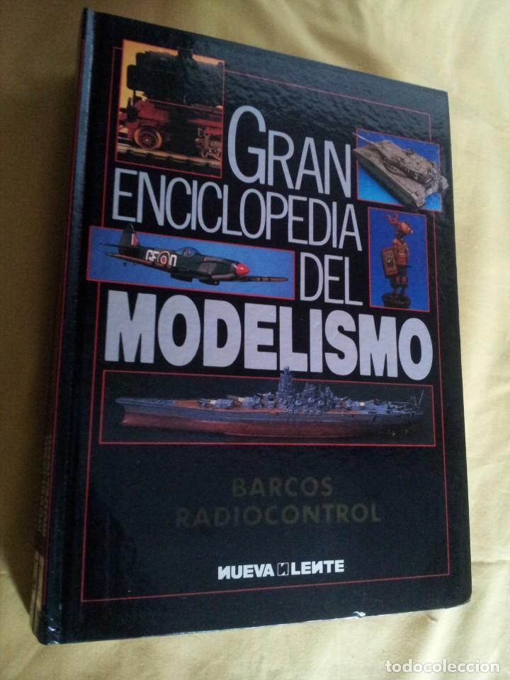 Hobbys: GRAN ENCICLOPEDIA DEL MODELISMO - NUEVA LENTE 1987 - COMPLETA EN 23 TOMOS - Foto 24 - 214992872