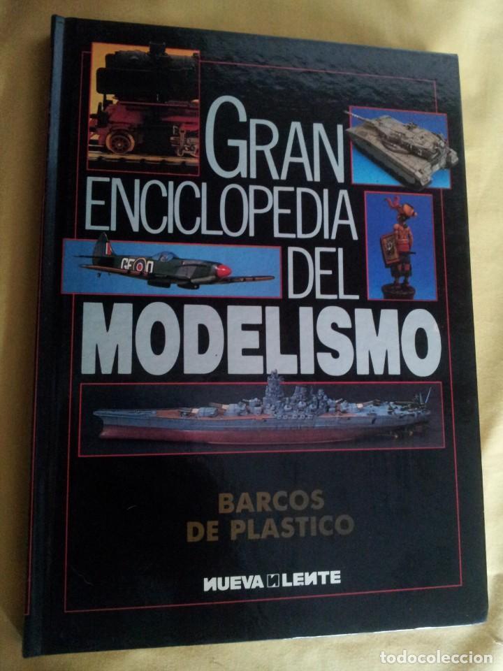 Hobbys: GRAN ENCICLOPEDIA DEL MODELISMO - NUEVA LENTE 1987 - COMPLETA EN 23 TOMOS - Foto 26 - 214992872