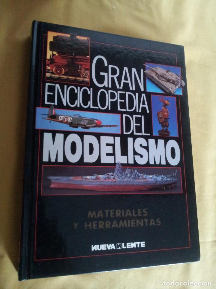 Hobbys: GRAN ENCICLOPEDIA DEL MODELISMO - NUEVA LENTE 1987 - COMPLETA EN 23 TOMOS - Foto 28 - 214992872