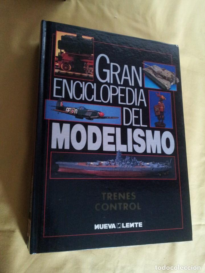 Hobbys: GRAN ENCICLOPEDIA DEL MODELISMO - NUEVA LENTE 1987 - COMPLETA EN 23 TOMOS - Foto 30 - 214992872