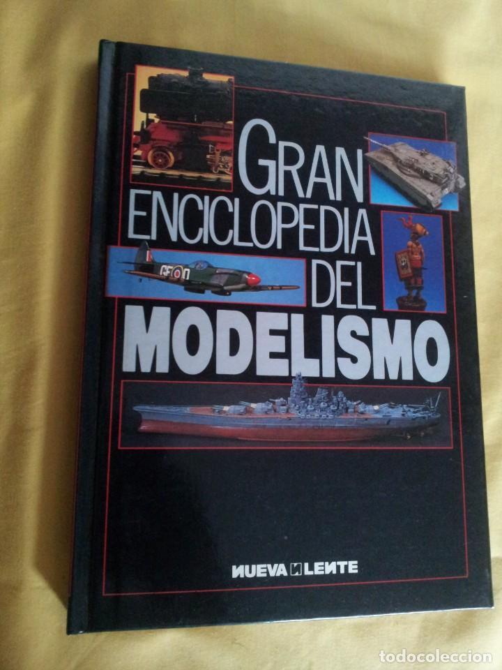 Hobbys: GRAN ENCICLOPEDIA DEL MODELISMO - NUEVA LENTE 1987 - COMPLETA EN 23 TOMOS - Foto 32 - 214992872
