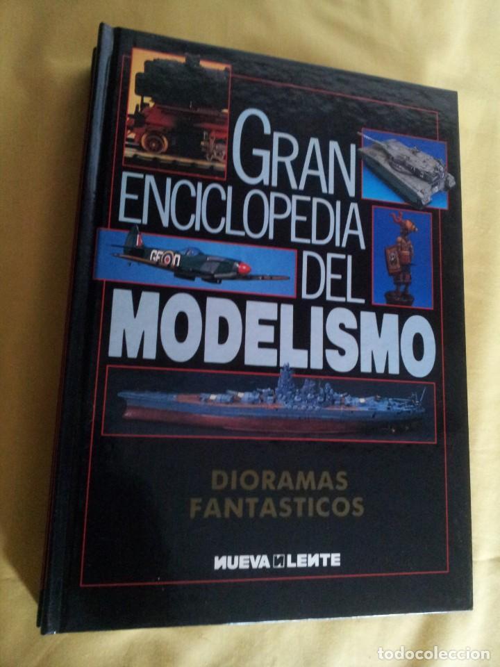 Hobbys: GRAN ENCICLOPEDIA DEL MODELISMO - NUEVA LENTE 1987 - COMPLETA EN 23 TOMOS - Foto 35 - 214992872