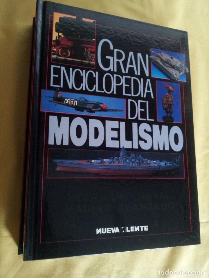 Hobbys: GRAN ENCICLOPEDIA DEL MODELISMO - NUEVA LENTE 1987 - COMPLETA EN 23 TOMOS - Foto 37 - 214992872