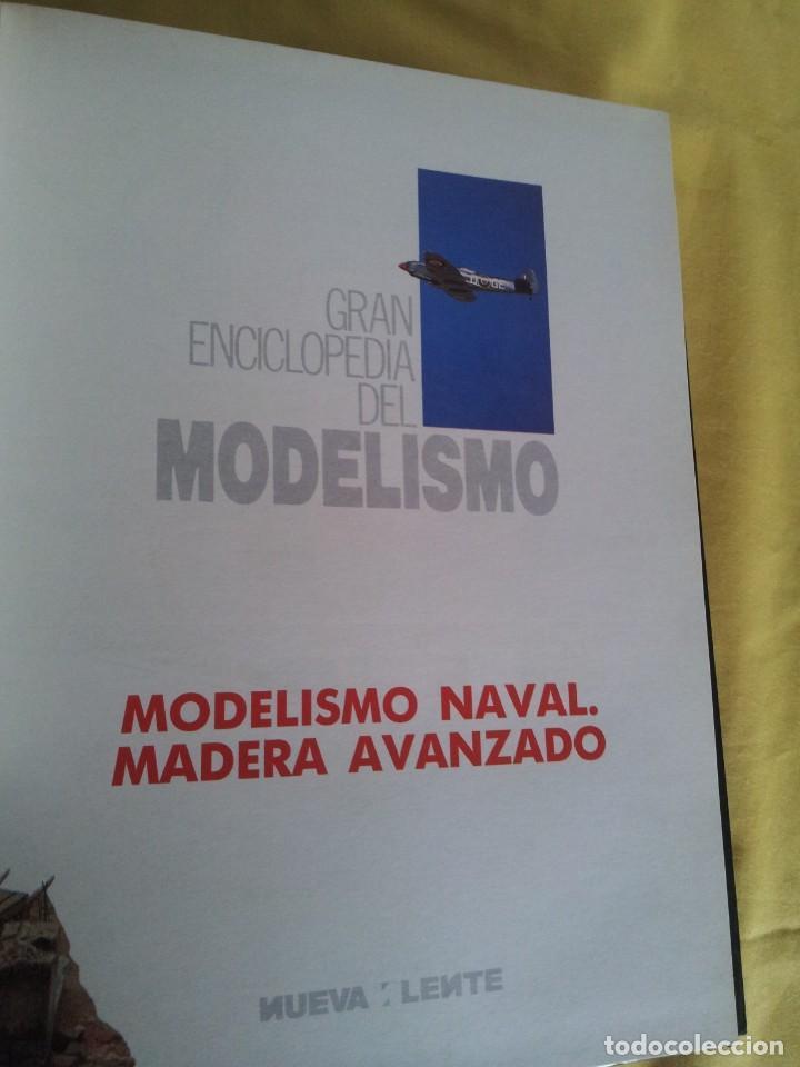 Hobbys: GRAN ENCICLOPEDIA DEL MODELISMO - NUEVA LENTE 1987 - COMPLETA EN 23 TOMOS - Foto 38 - 214992872