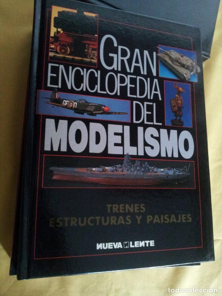 Hobbys: GRAN ENCICLOPEDIA DEL MODELISMO - NUEVA LENTE 1987 - COMPLETA EN 23 TOMOS - Foto 40 - 214992872