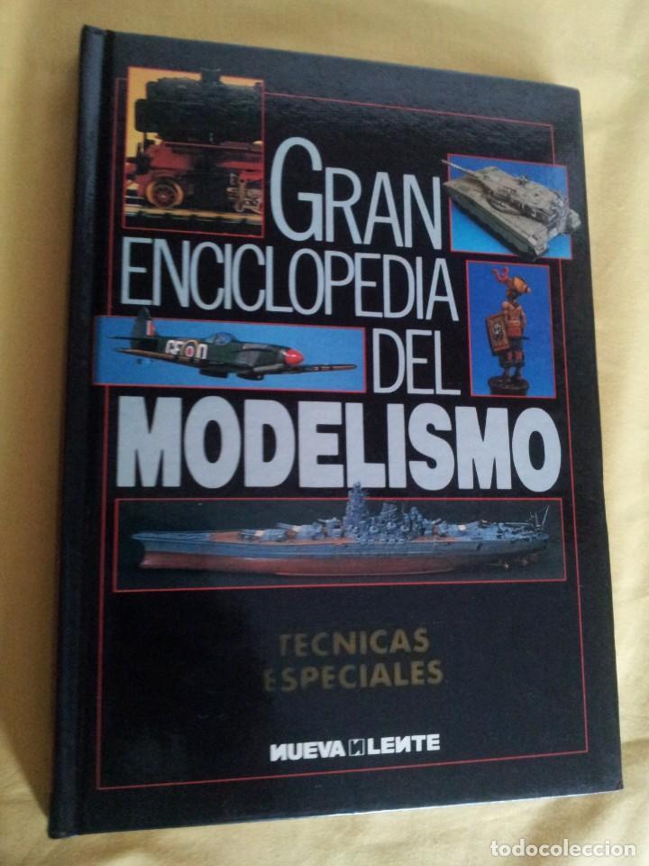 Hobbys: GRAN ENCICLOPEDIA DEL MODELISMO - NUEVA LENTE 1987 - COMPLETA EN 23 TOMOS - Foto 42 - 214992872