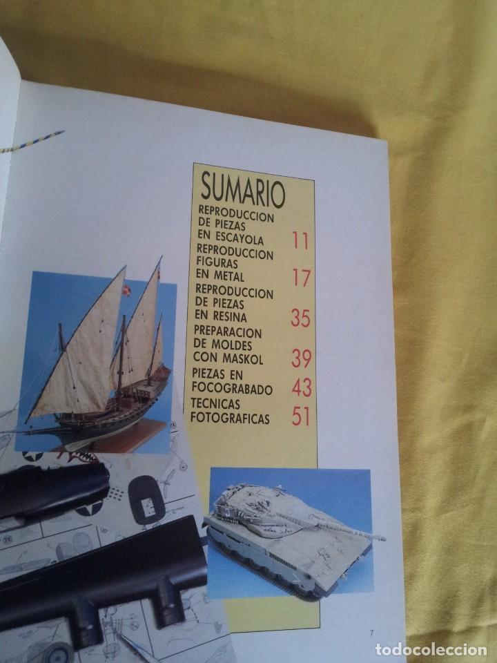 Hobbys: GRAN ENCICLOPEDIA DEL MODELISMO - NUEVA LENTE 1987 - COMPLETA EN 23 TOMOS - Foto 43 - 214992872