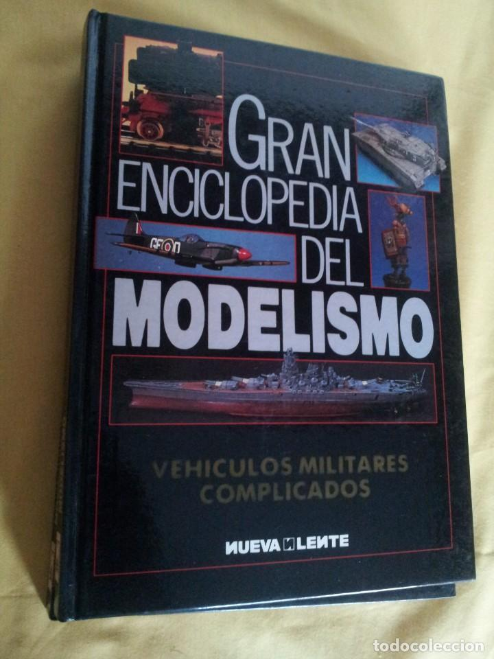 Hobbys: GRAN ENCICLOPEDIA DEL MODELISMO - NUEVA LENTE 1987 - COMPLETA EN 23 TOMOS - Foto 44 - 214992872