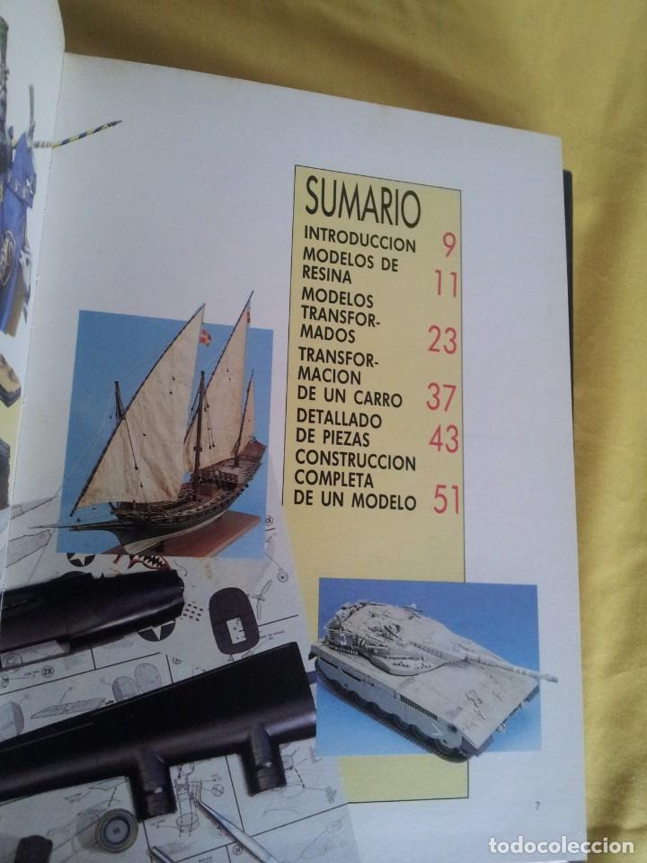 Hobbys: GRAN ENCICLOPEDIA DEL MODELISMO - NUEVA LENTE 1987 - COMPLETA EN 23 TOMOS - Foto 45 - 214992872