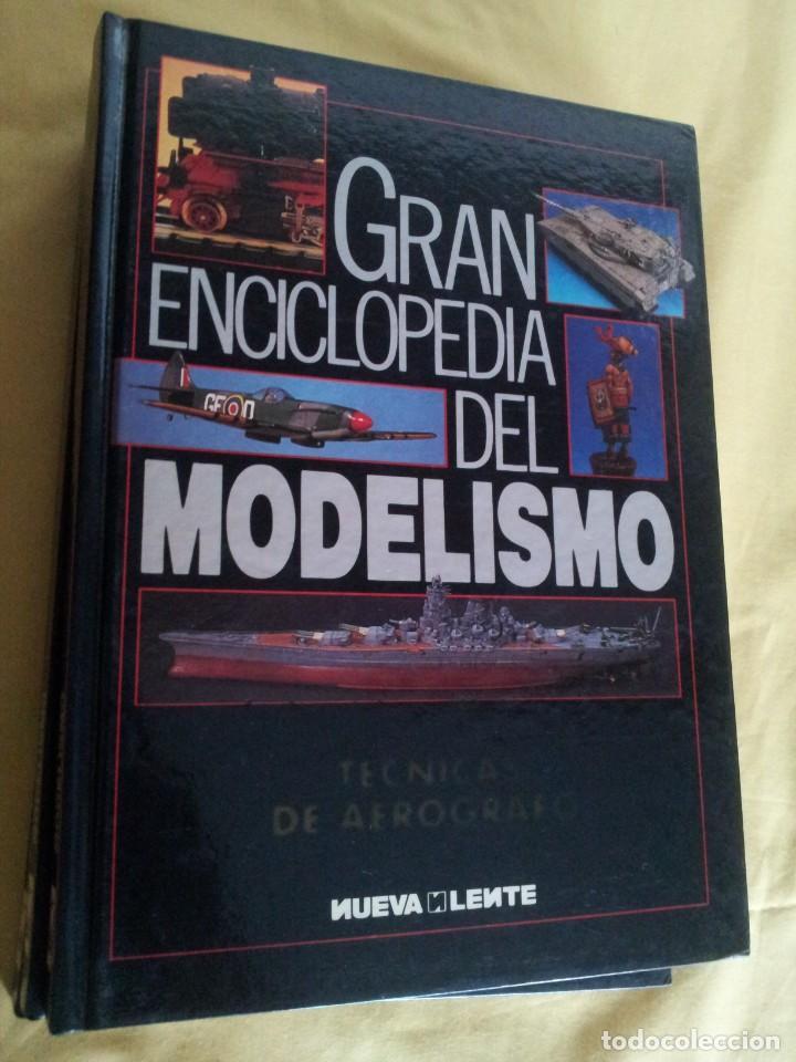 Hobbys: GRAN ENCICLOPEDIA DEL MODELISMO - NUEVA LENTE 1987 - COMPLETA EN 23 TOMOS - Foto 46 - 214992872