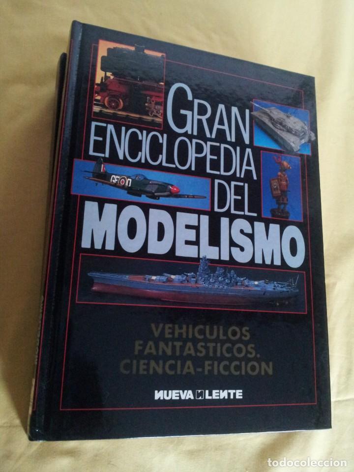 Hobbys: GRAN ENCICLOPEDIA DEL MODELISMO - NUEVA LENTE 1987 - COMPLETA EN 23 TOMOS - Foto 48 - 214992872
