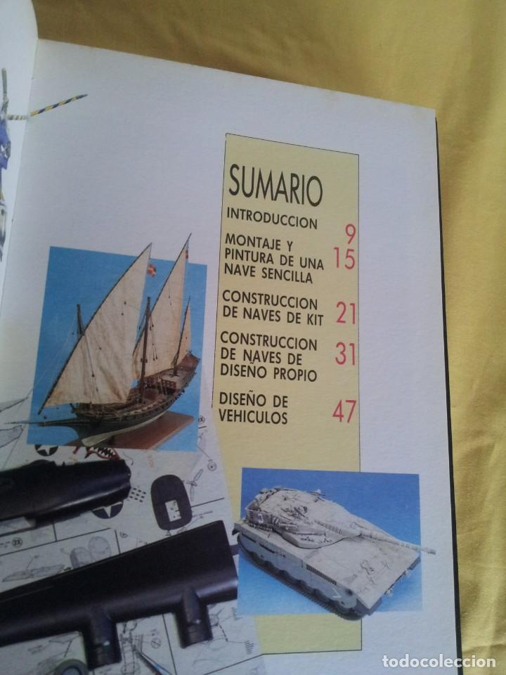 Hobbys: GRAN ENCICLOPEDIA DEL MODELISMO - NUEVA LENTE 1987 - COMPLETA EN 23 TOMOS - Foto 49 - 214992872