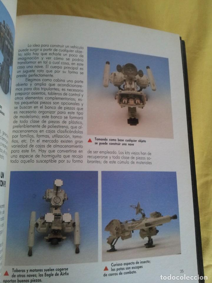 Hobbys: GRAN ENCICLOPEDIA DEL MODELISMO - NUEVA LENTE 1987 - COMPLETA EN 23 TOMOS - Foto 50 - 214992872