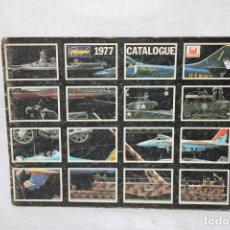 Hobbys: CATALOGO HASEGAWA 1977. Lote 254793555