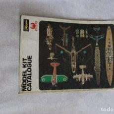 Hobbys: CATALOGO HASEGAWA MODEL KIT , AÑO1974. Lote 254793515
