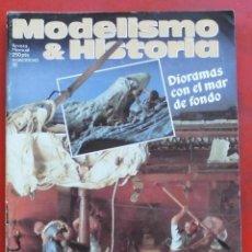 Hobbys: MODELISMO & HISTORIA Nº 18. Lote 219139383