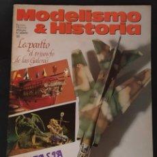Hobbys: MODELISMO & HISTORIA Nº 20. Lote 219139393