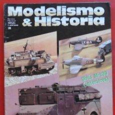 Hobbys: MODELISMO & HISTORIA Nº 28. Lote 219139413