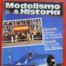 Hobbys: MODELISMO & HISTORIA Nº 30. Lote 219139431
